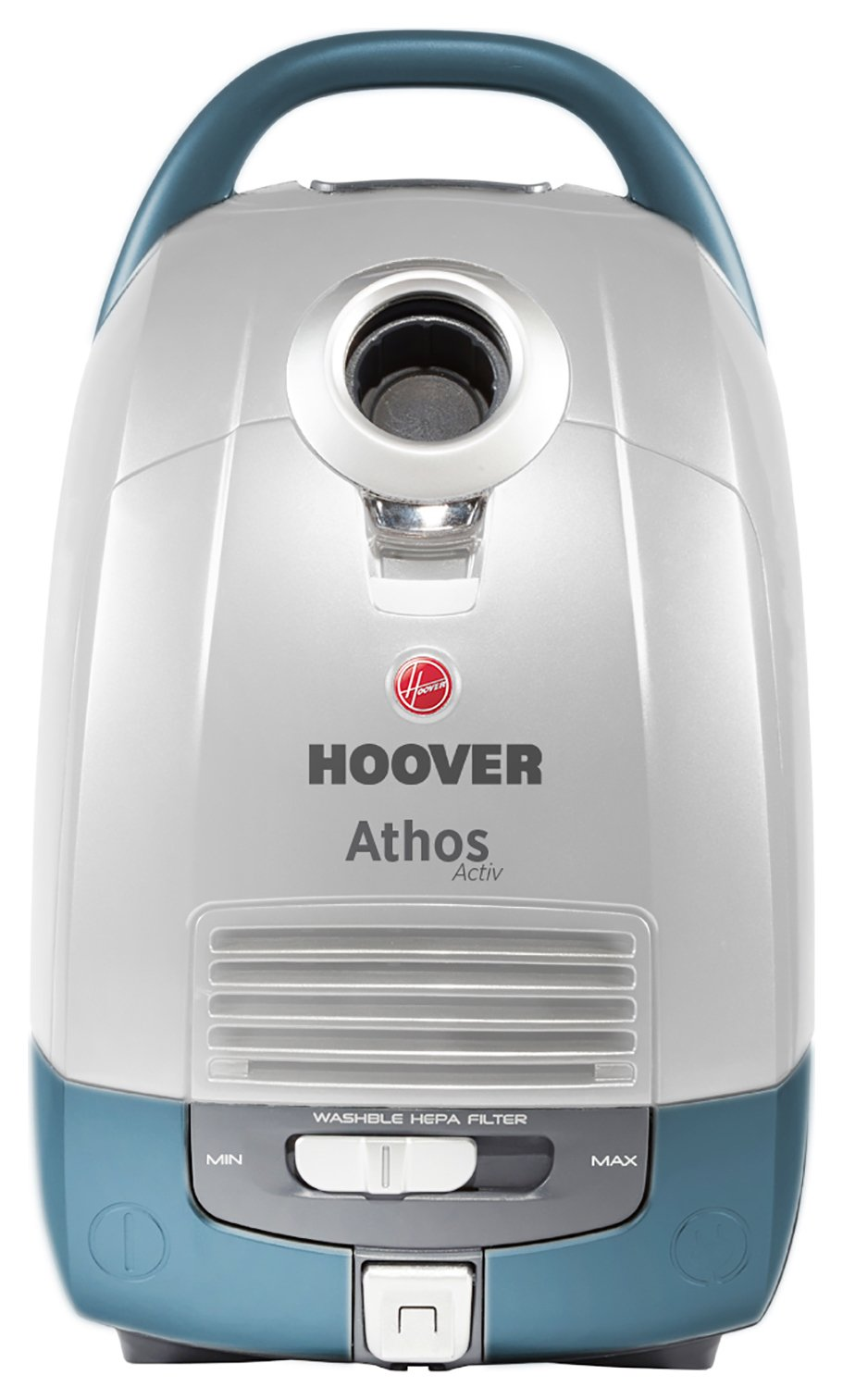 Image of Hoover Athos Activ Cordless Bagged Cylinder Vacuum Cleaner