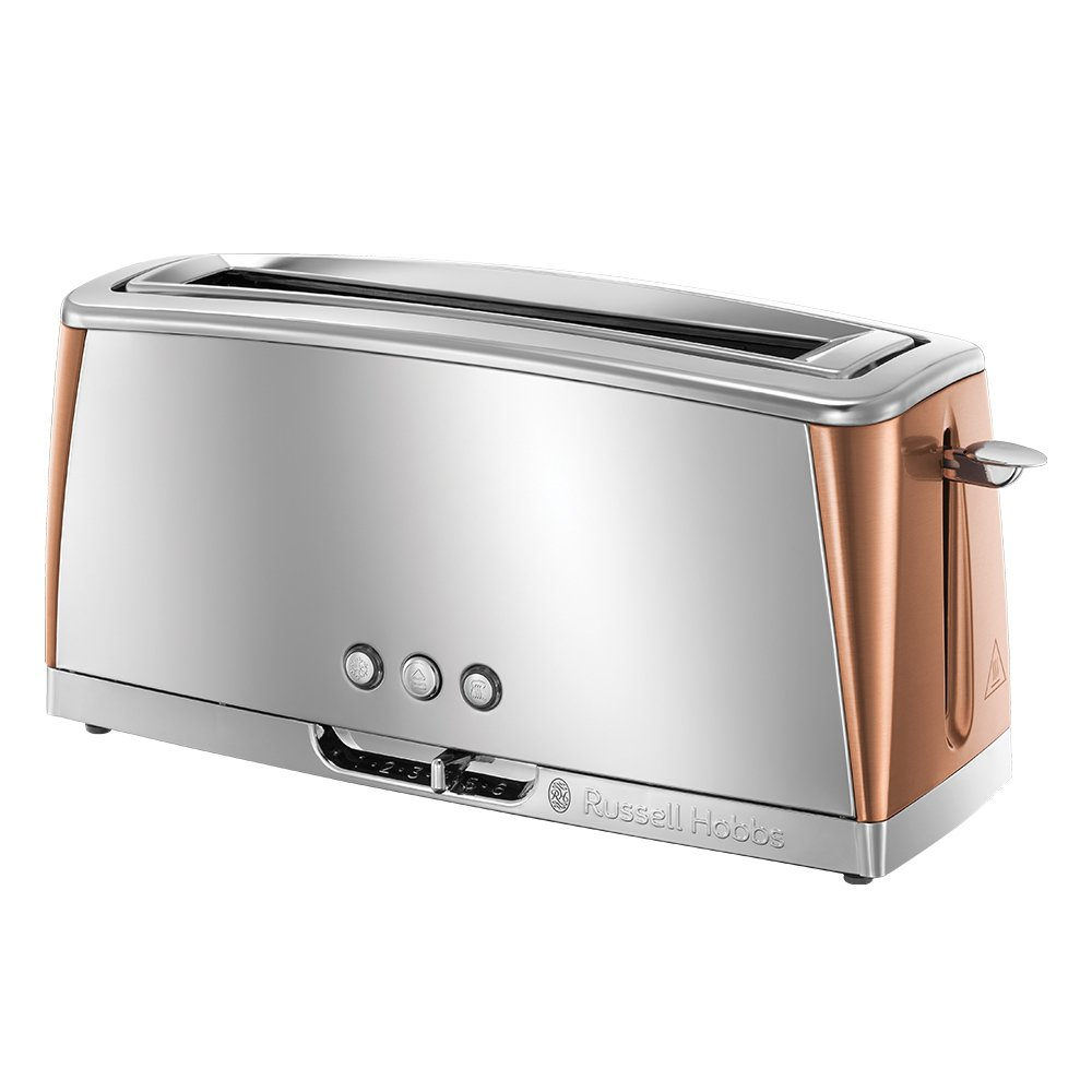 Russell Hobbs Luna Toaster - Copper.