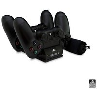 4Gamers Twin Charging Dock for PS4 Controllers.