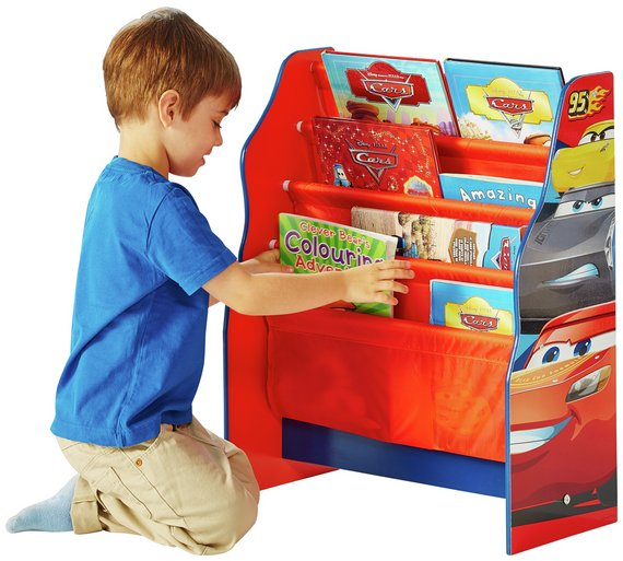 Buy Disney Cars Sling Bookcase