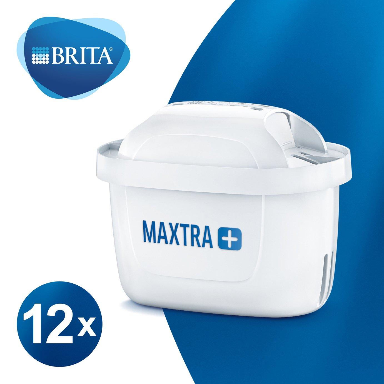 Brita Maxtra Plus Filter Cartridge - 12 Pack