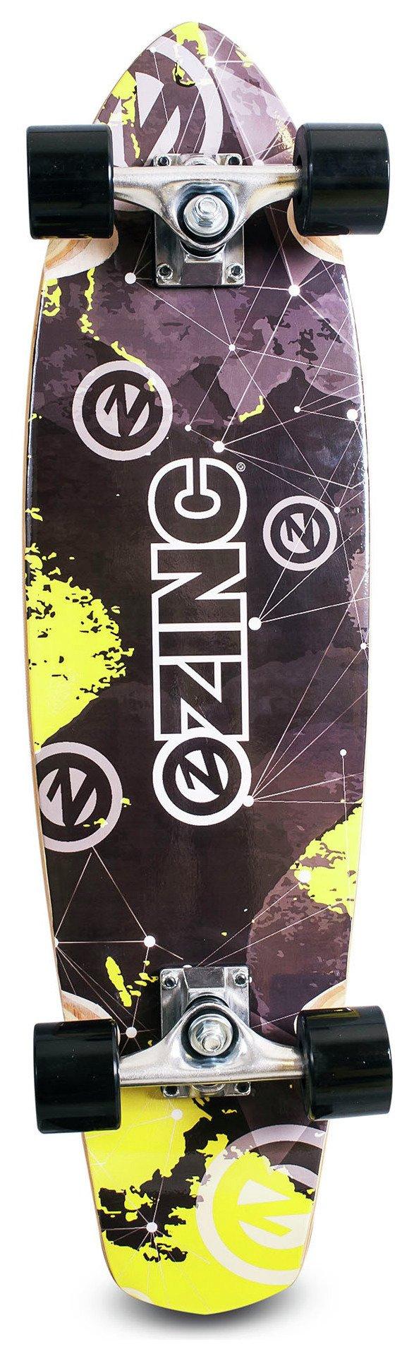 Zinc 30 Inch Longboard