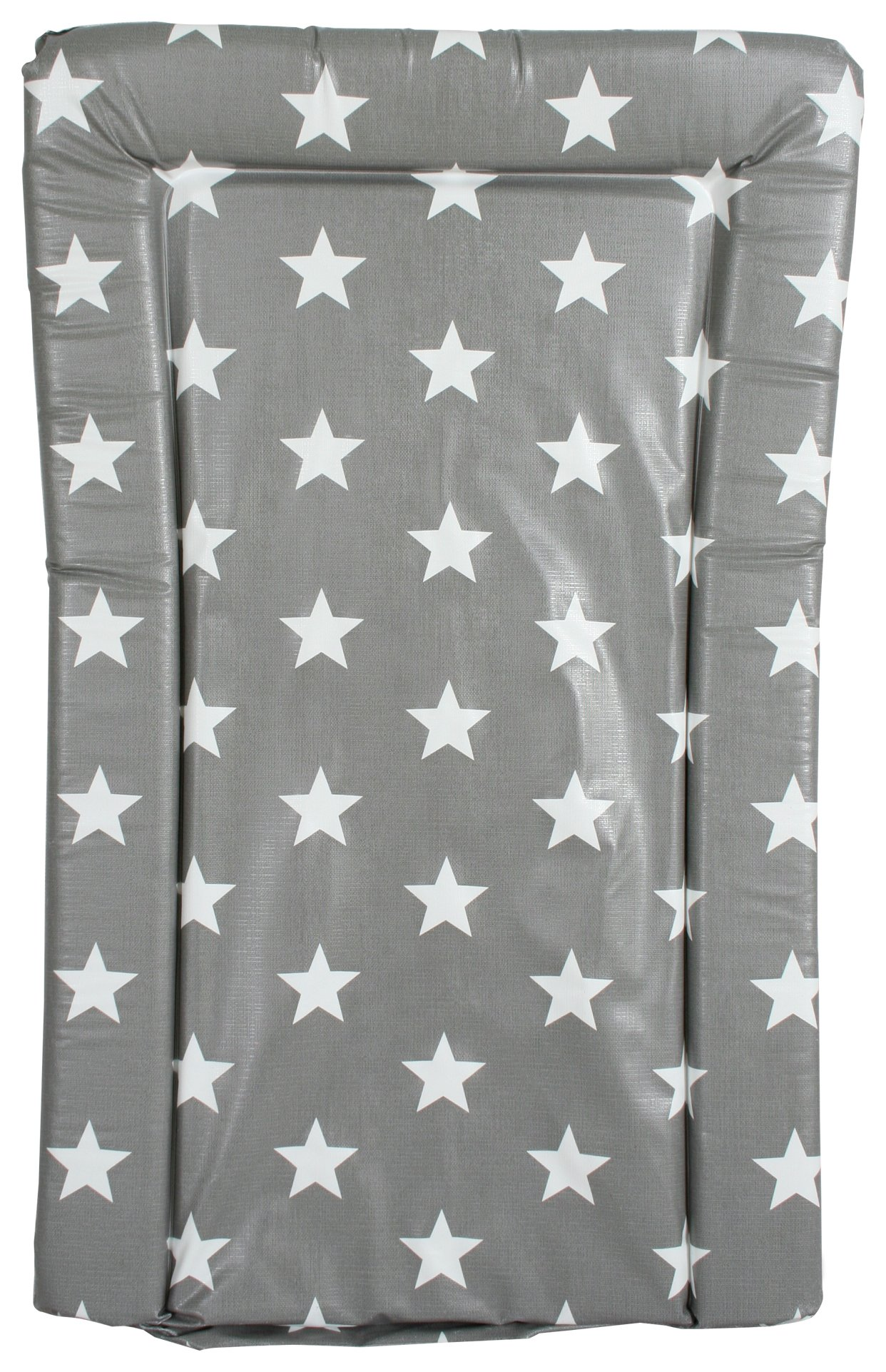 Image of My Babiie Changing Mat - Grey Stars