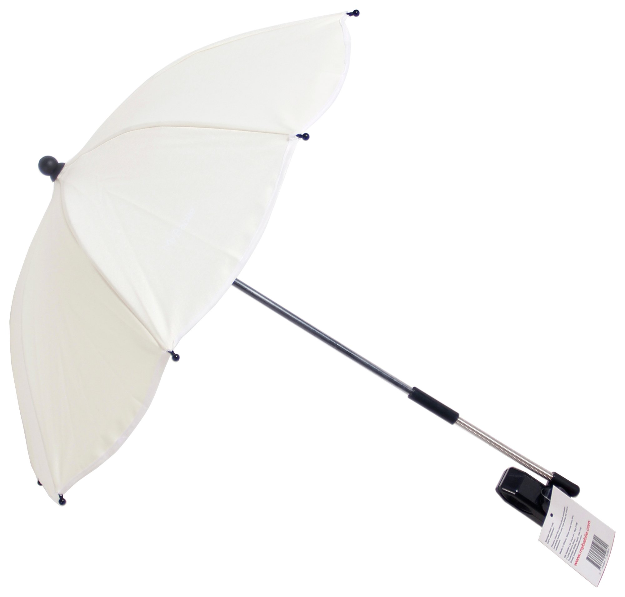 Image of My Babiie Parasol - Cream