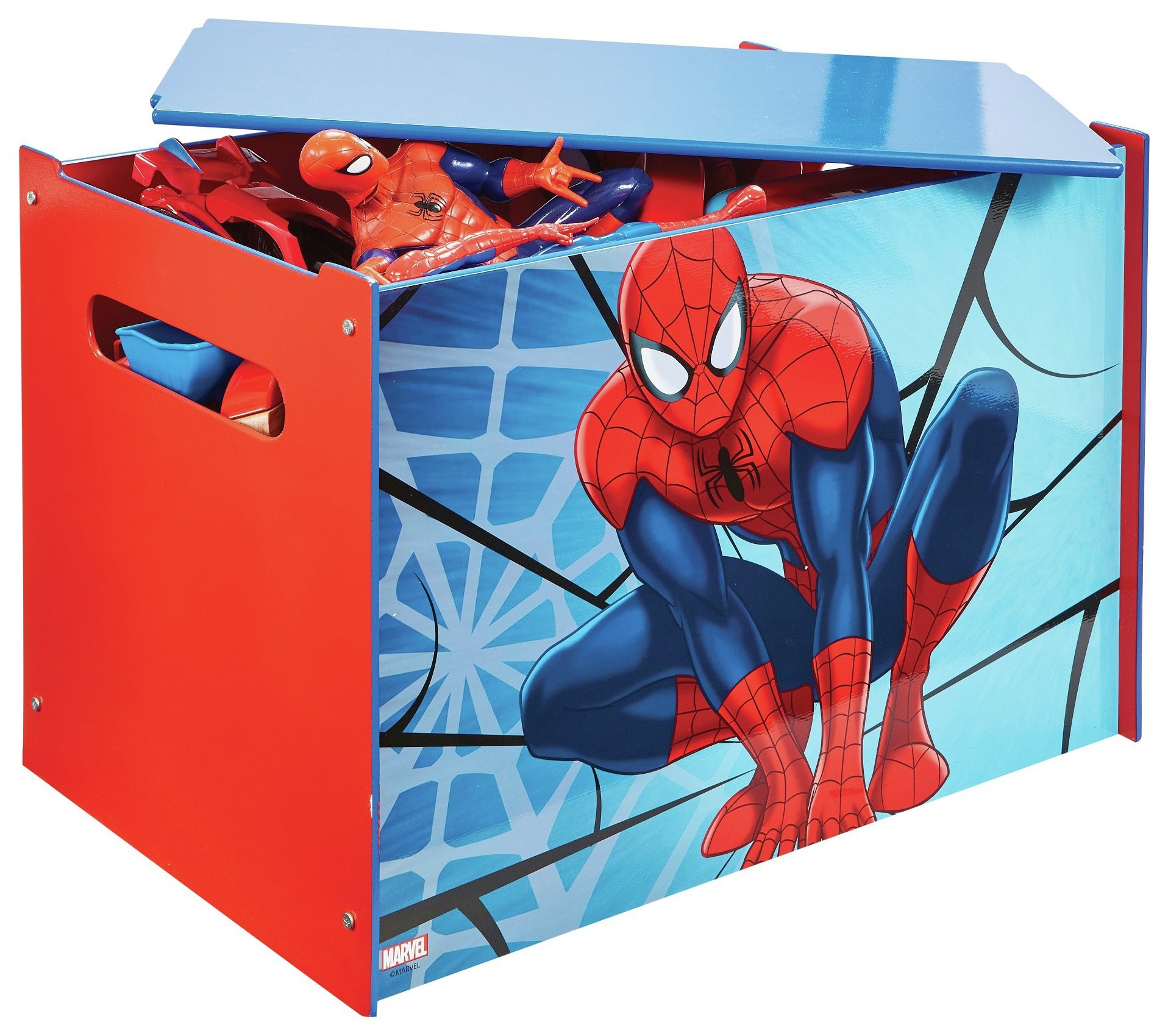 spiderman-toy-box