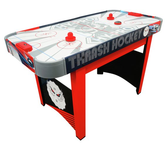 Buy Hypro Thrash 4ft Air Hockey Table at Argos.co.uk - Your Online ...