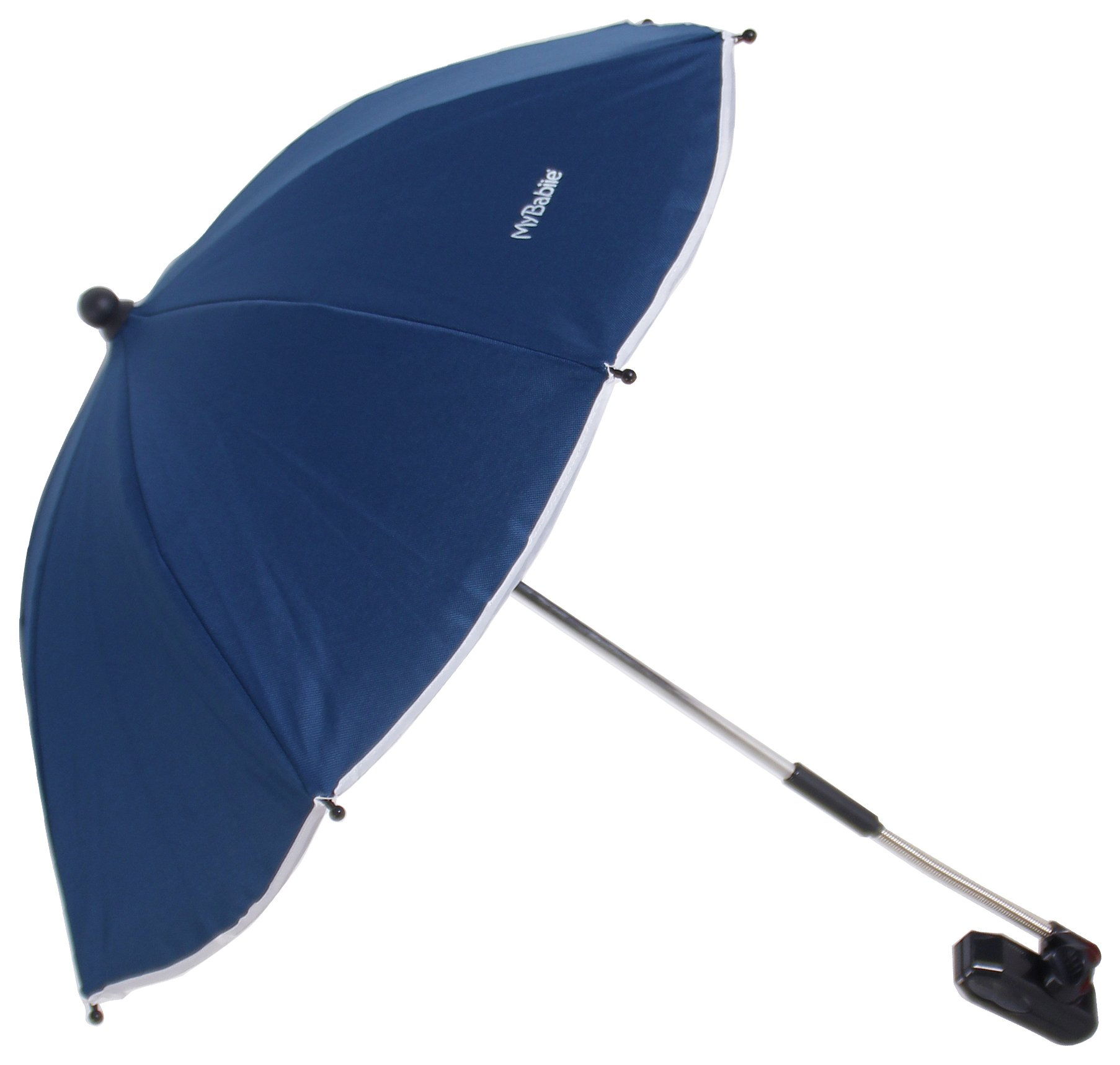 Image of My Babiie Parasol - Navy