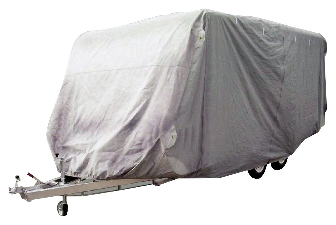 Royal 14 to 17ft Grey Caravan Cover lowest price