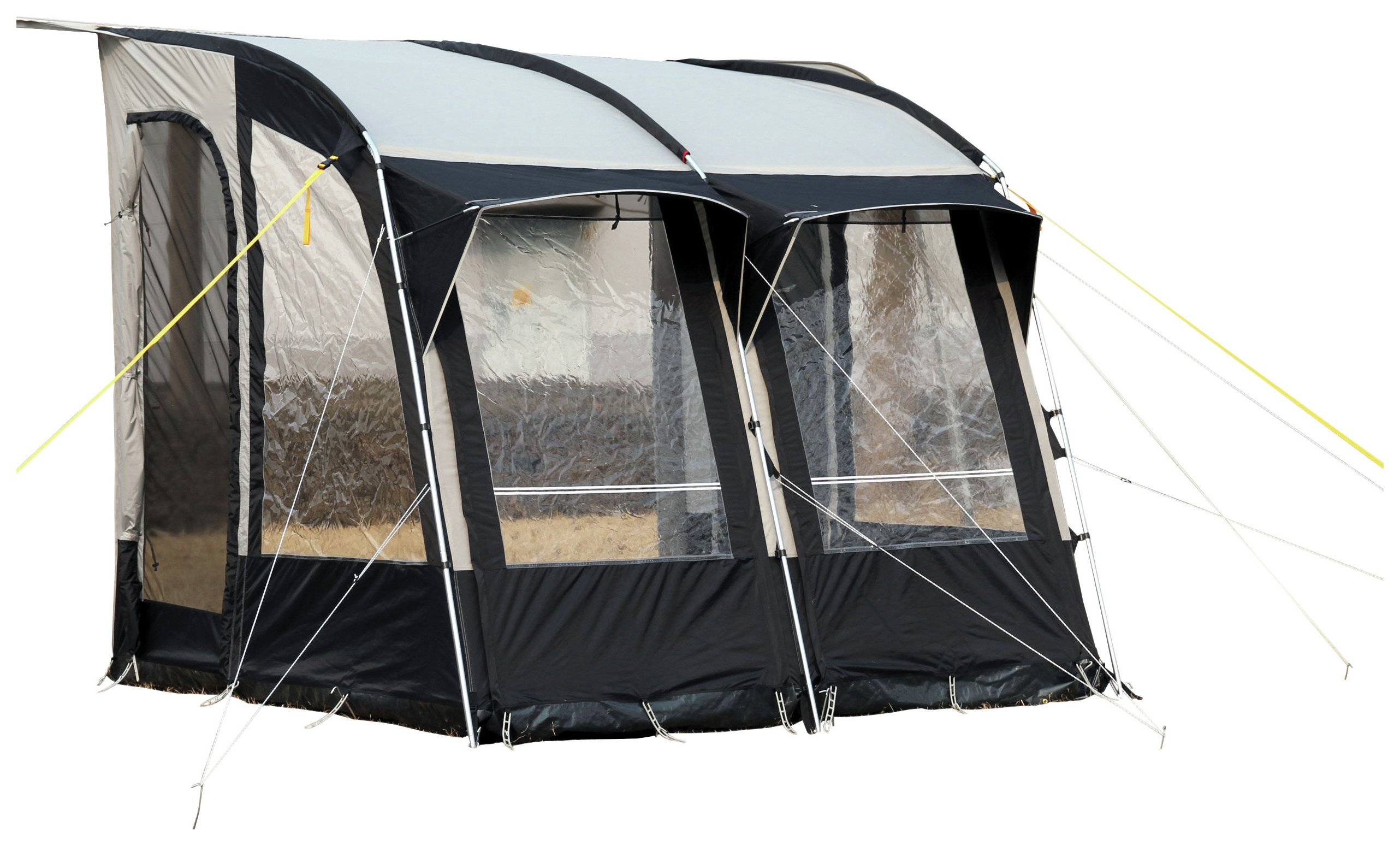 royal-wessex-260-awning-black-silver