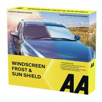 The AA Windscreen Frost and Sun Shield