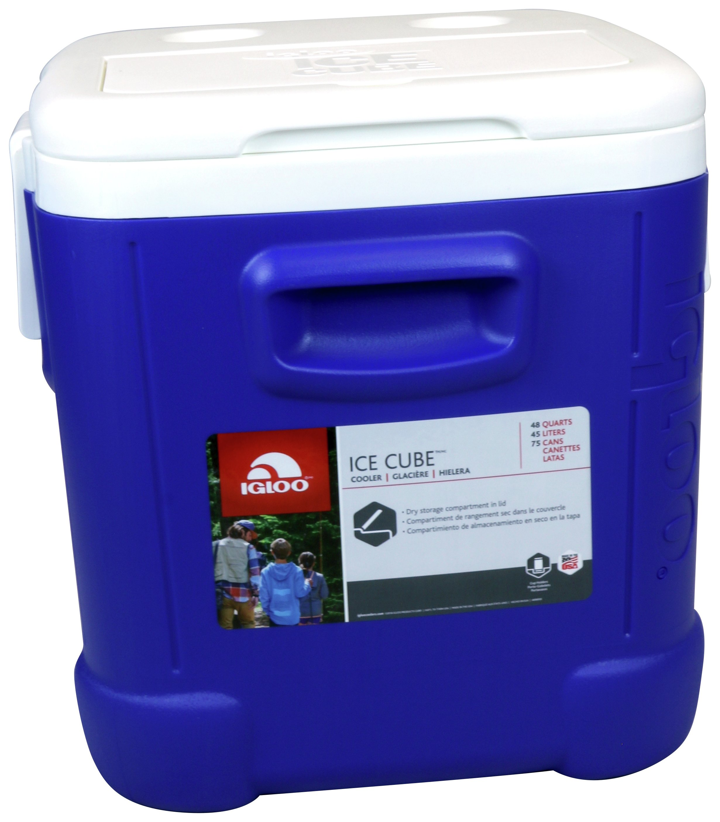 Igloo 45 Litre Cube-Shaped Coolbox lowest price