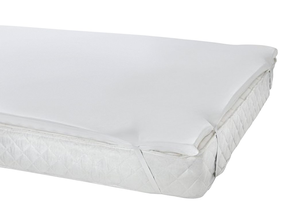 home 5cm memory foam mattress topper kingsize