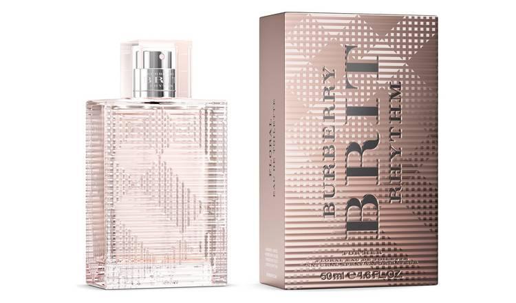 50mlWomens Burberry De Fragrance Argos Toilette Eau Rhythm Brit For Buy Women xoQdCeBWr