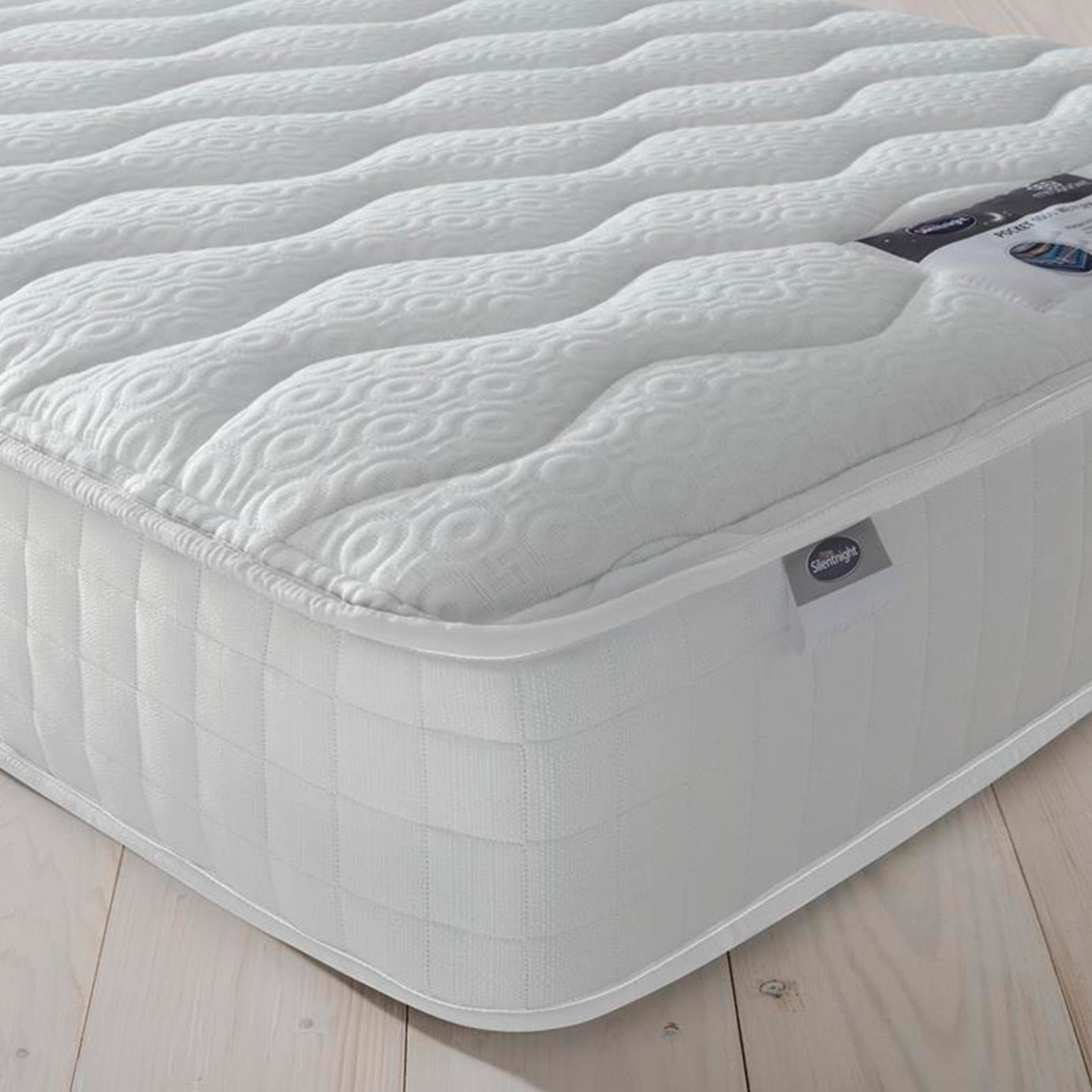 Silentnight 1000 Pocket Memory Double Mattress