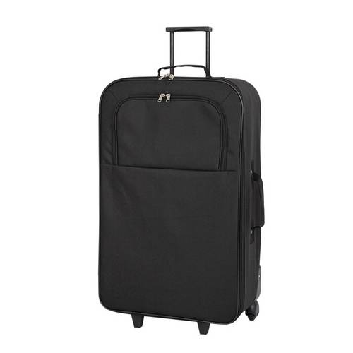 f74c33dd2 Simple Value Soft 2 Wheeled Large Suitcase - Black703/9108. Rating  3.7947214076246336 out of 5. Read reviews (341). 1/7