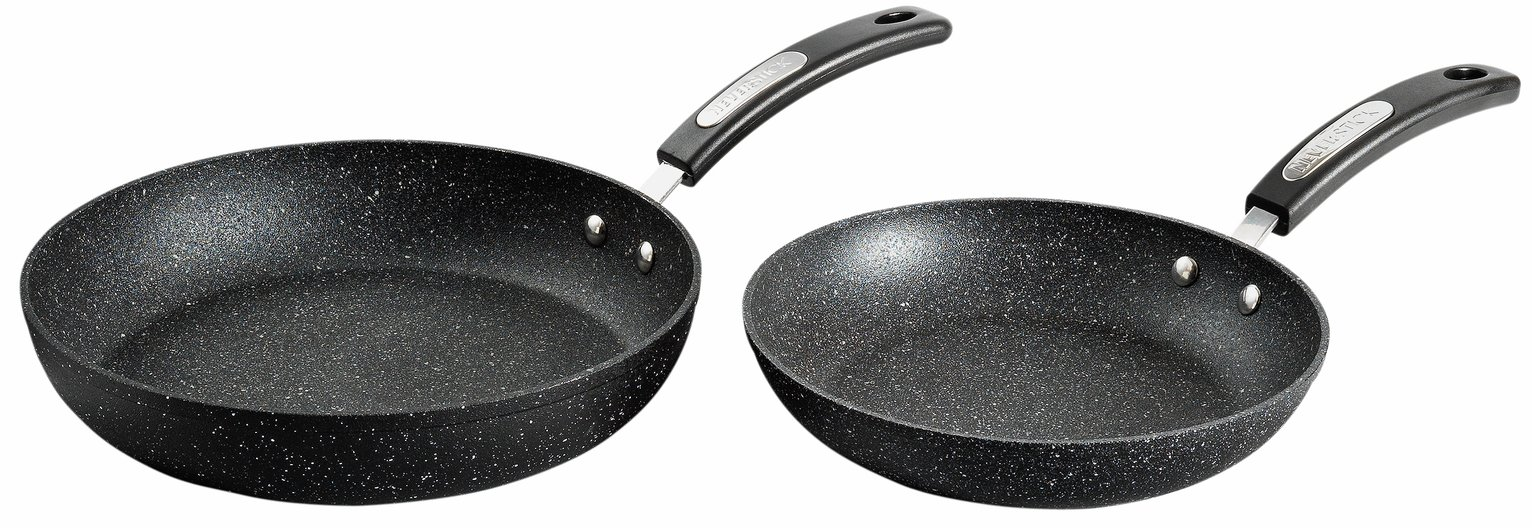 Scoville 2 Piece Frying Pan Set