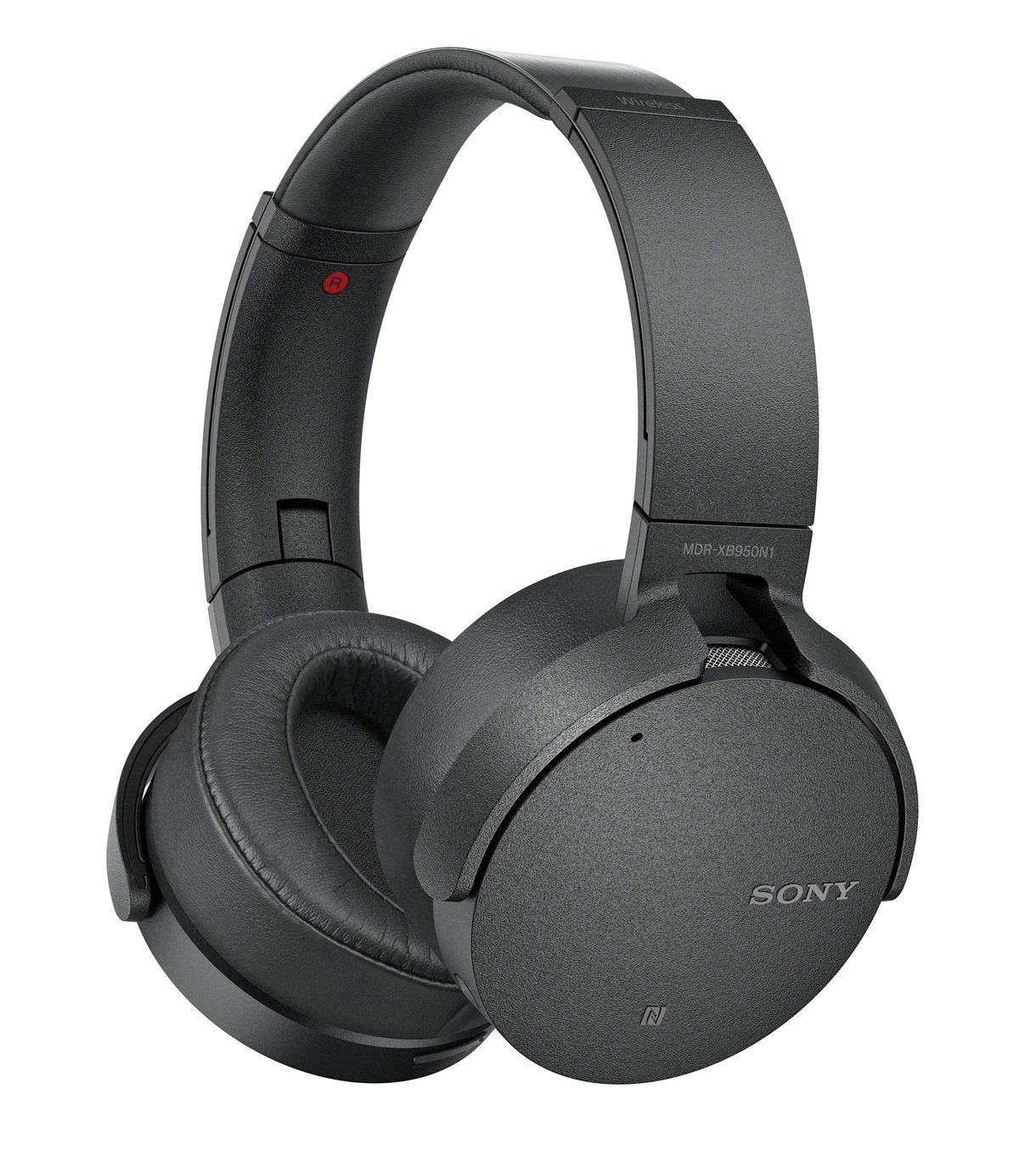 Sony MDR-XB950N1 Wireless On-Ear Headphones - Black