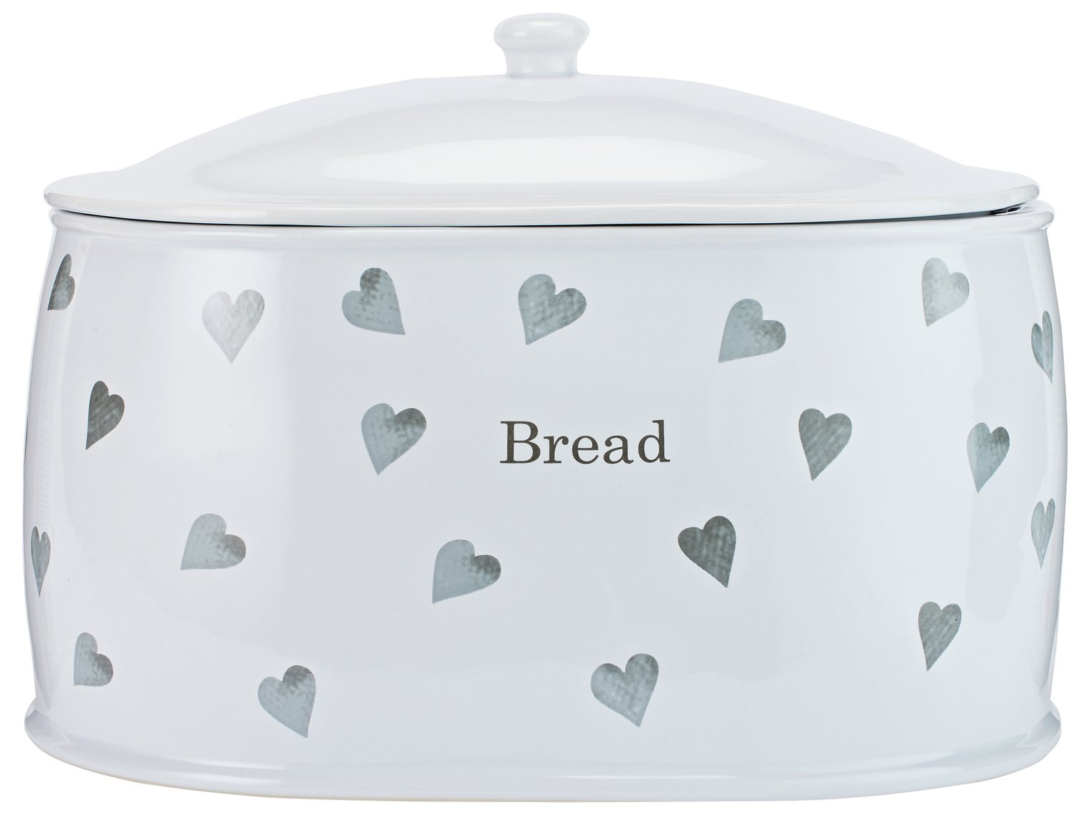 home-hearts-stoneware-bread-bin-grey