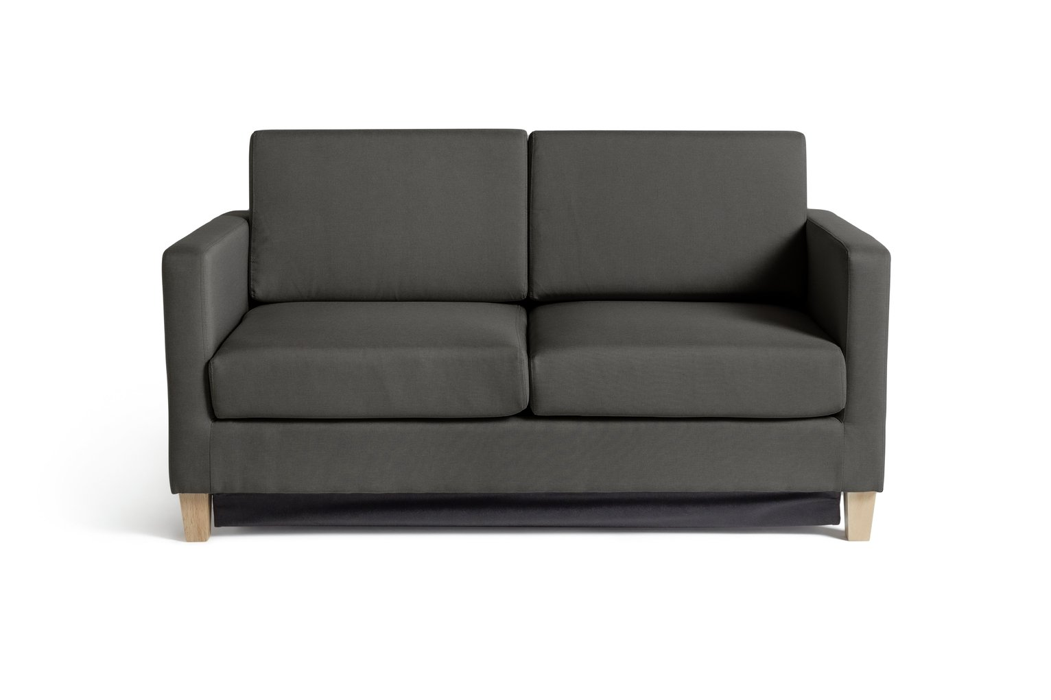 Argos Home Rosie 2 Seater Fabric Sofa Bed - Grey