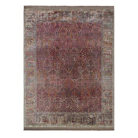 Argos Home Silk Oriental Rug - 130x170cm - Multicolour