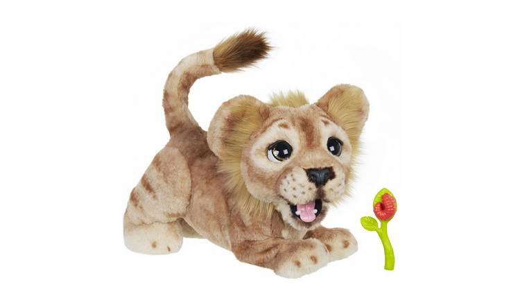 Disney The Lion King Mighty Roar Simba Interactive Soft Toy