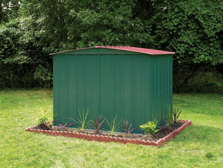 Garden Sheds 6x7 garden shed metal