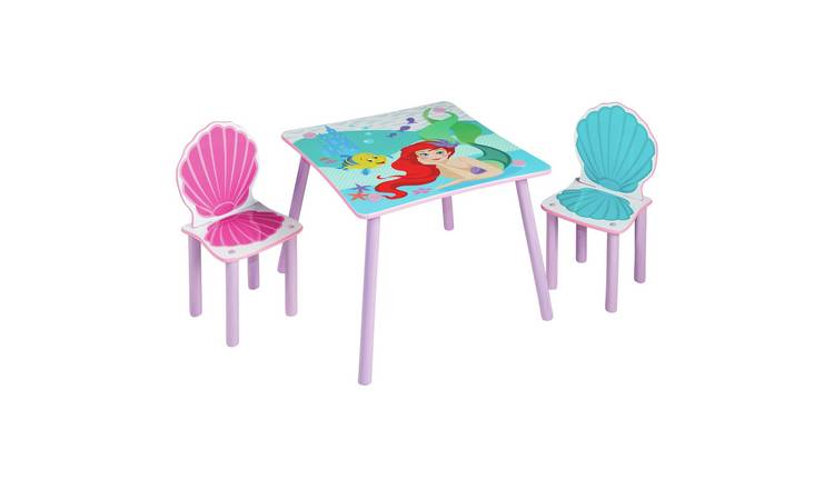 Astounding Buy Disney Princess Table 2 Chairs Kids Tables And Chairs Evergreenethics Interior Chair Design Evergreenethicsorg