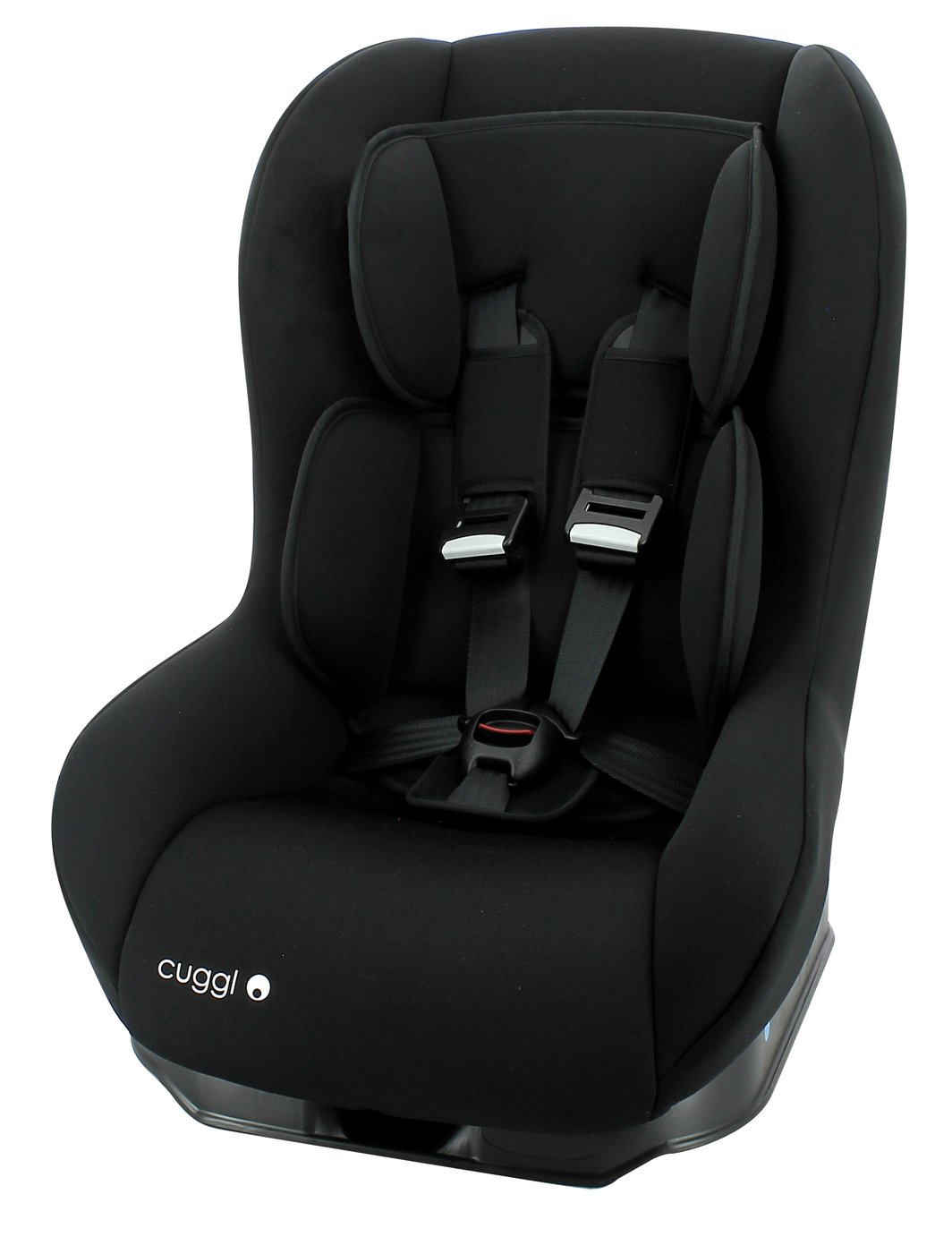 4 years Cuggl baby car seat black group 1 from 9 months in no accidents Mint