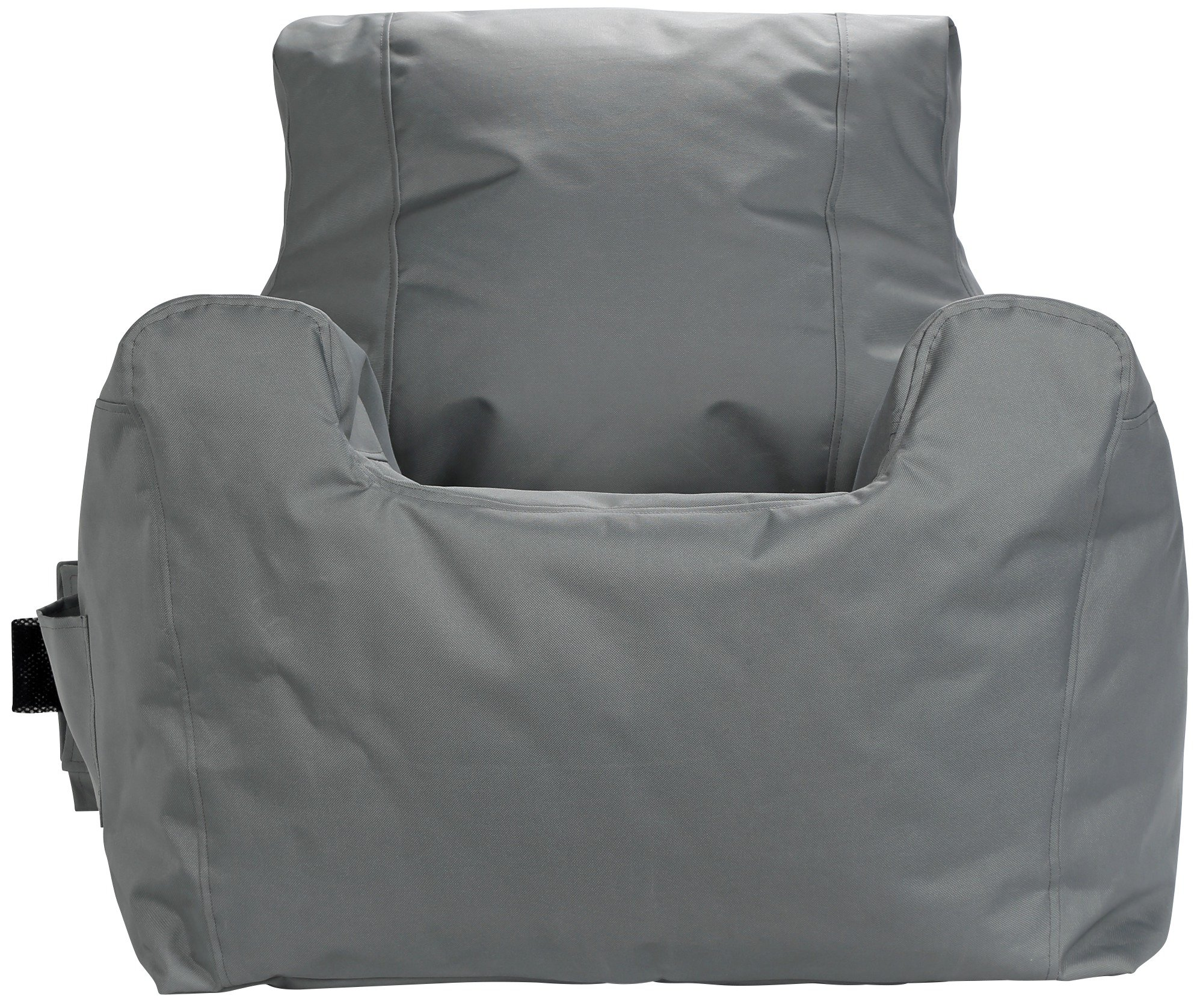 Image of HOME Large Teenager Beanbag - Grey
