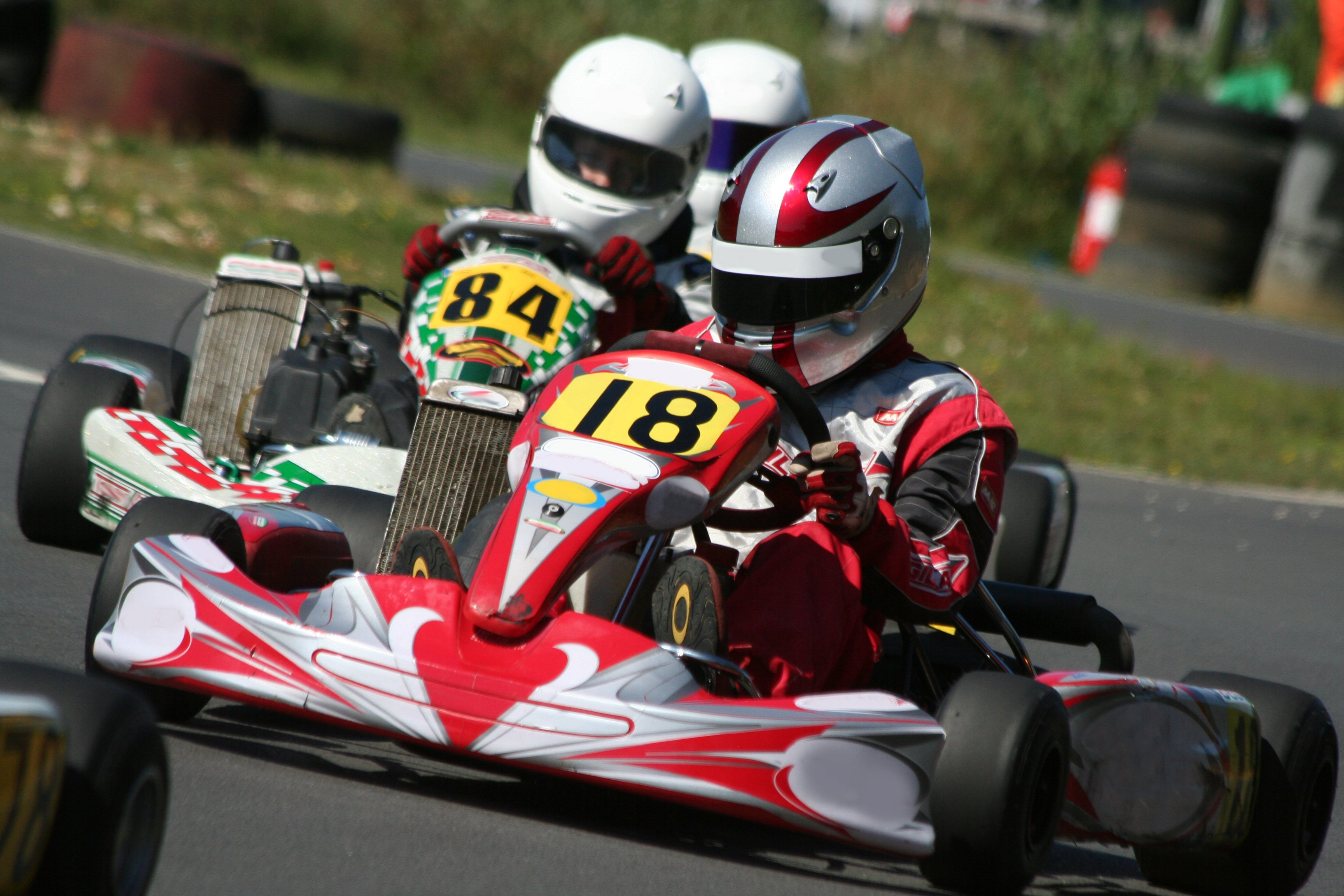 Image of Activity Superstore 50 Lap Karting Session For Two