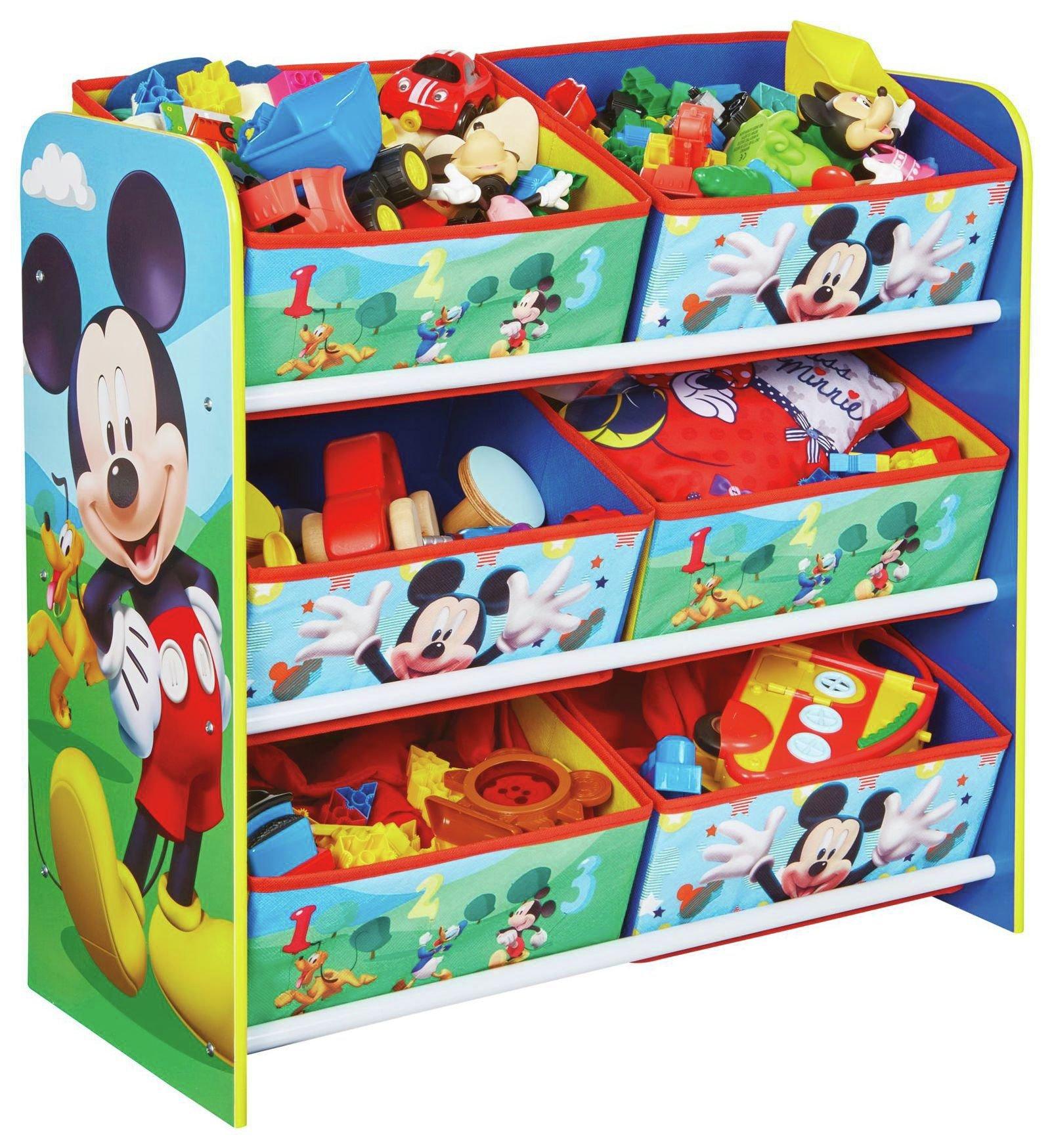 Disney Mickey Mouse Kids Storage Unit