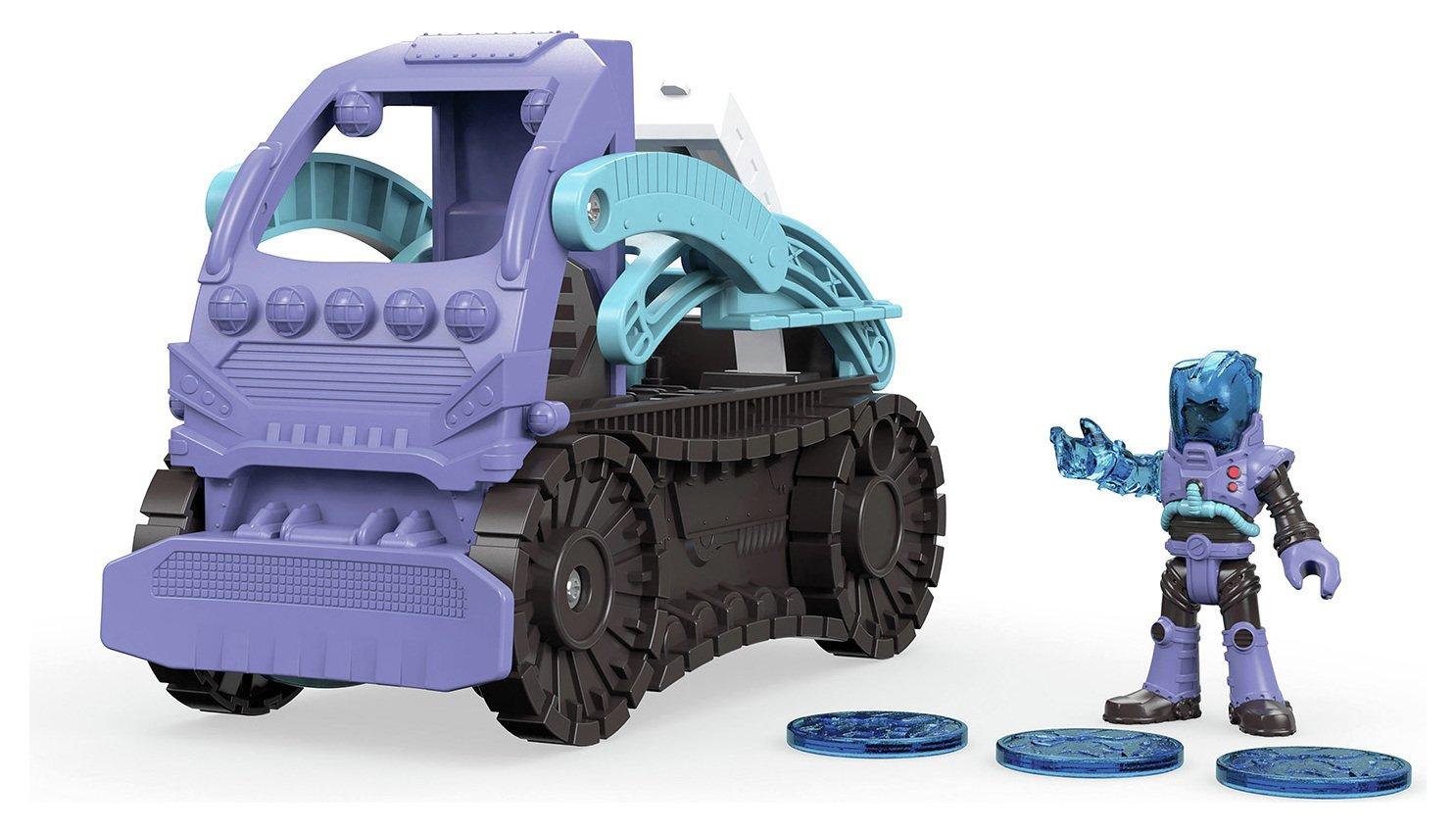 Image of Imaginext DC Super Friends Mr. Freeze Snowcat