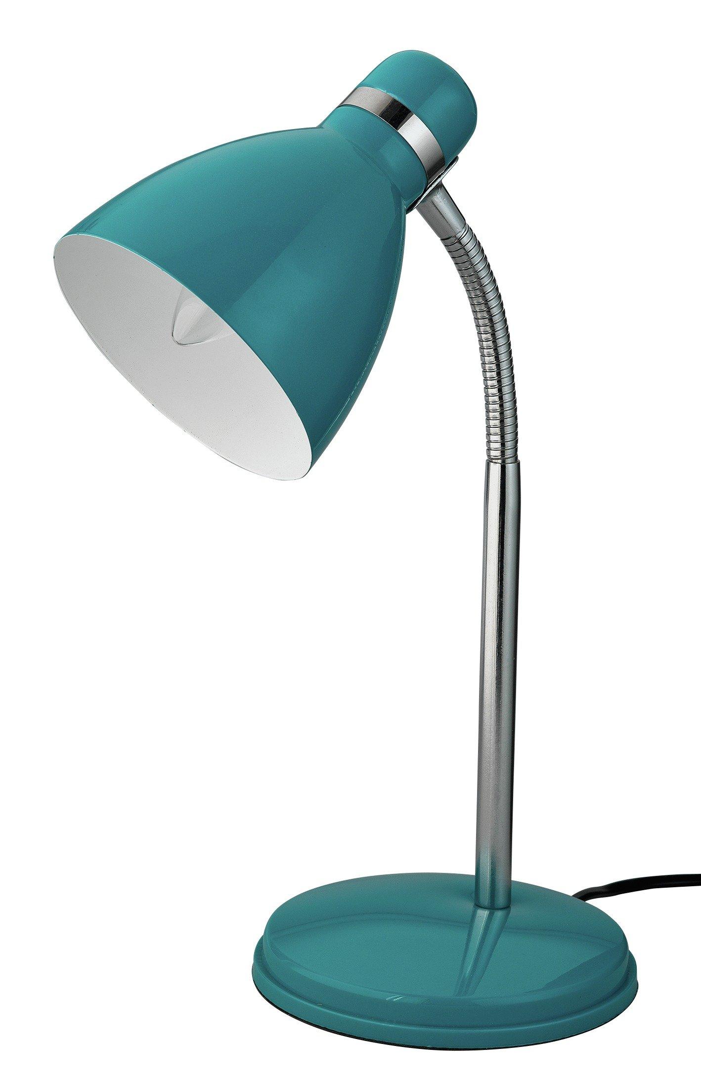Argos Home Desk Lamp - Teal
