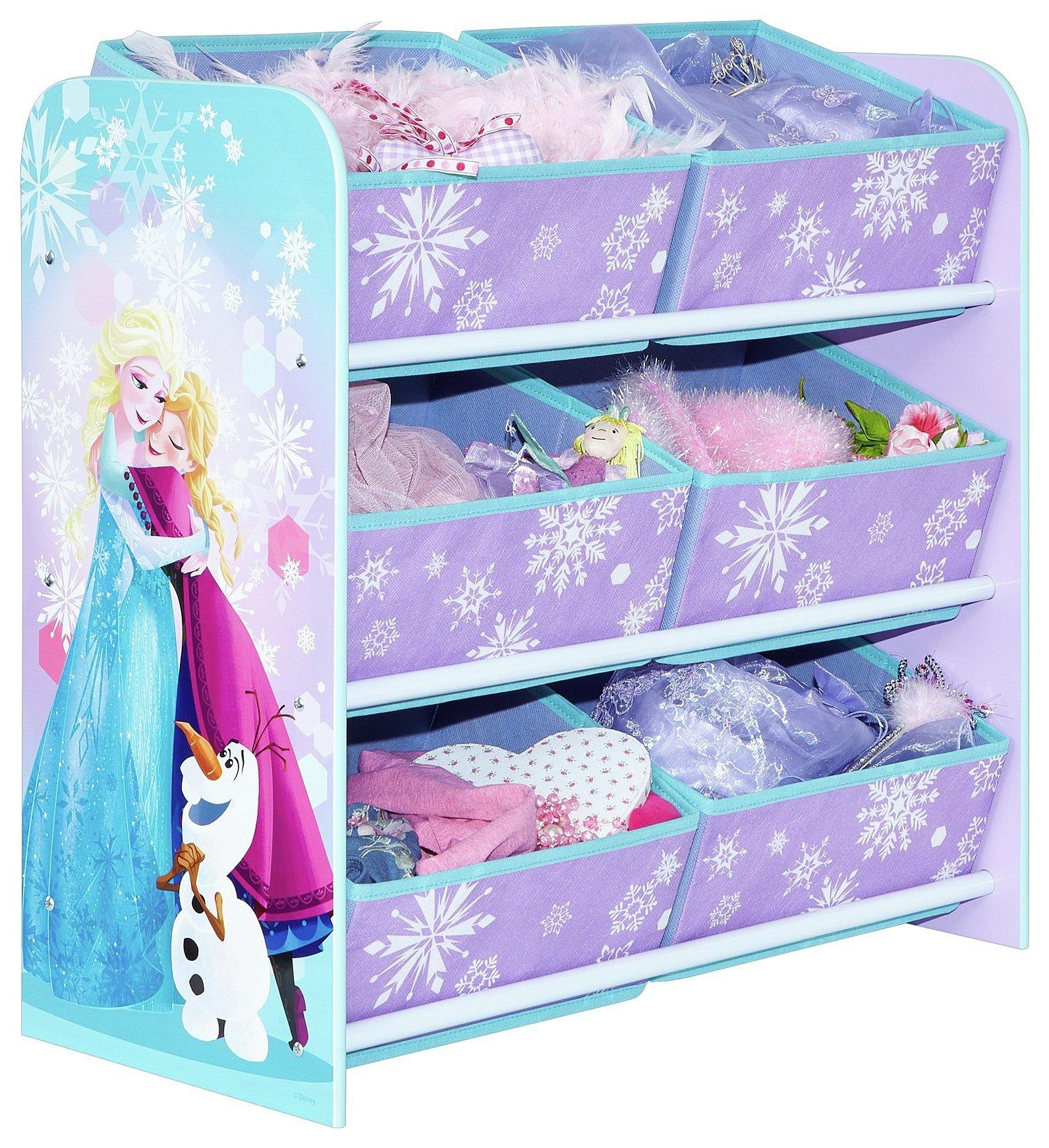Disney Frozen Kids Storage Unit