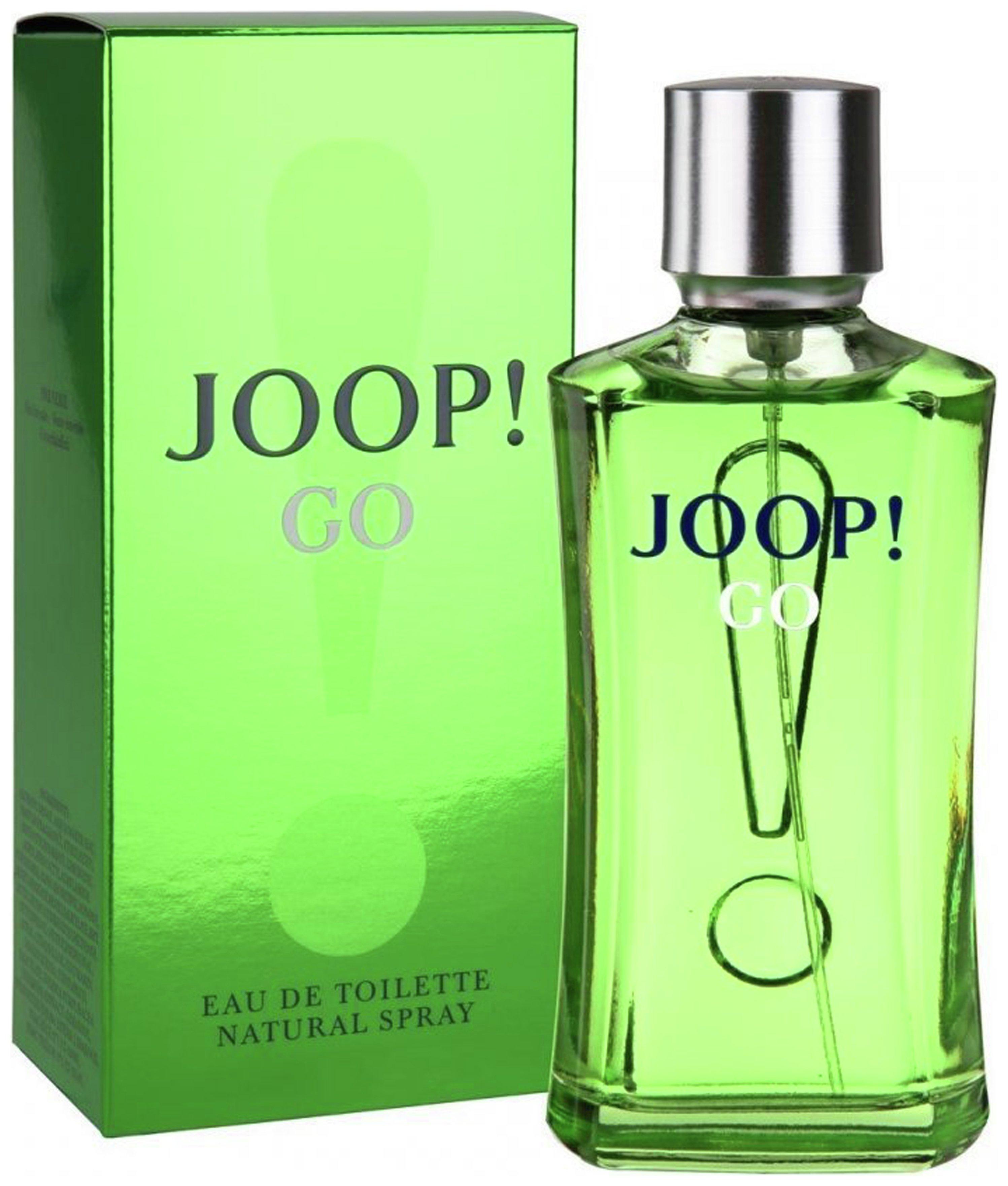 Joop! Go Eau de Toilette for Men - 200ml