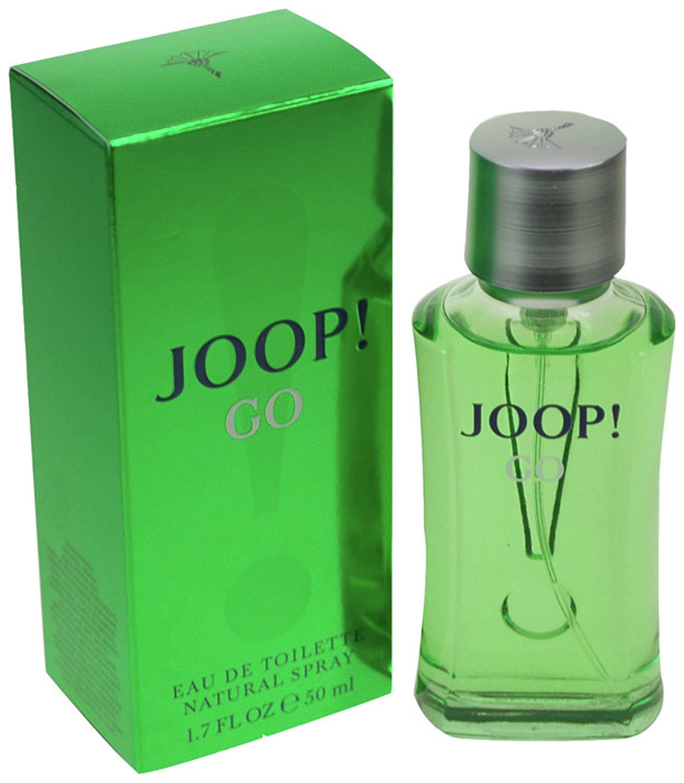 Joop! Go Eau de Toilette for Men - 50ml