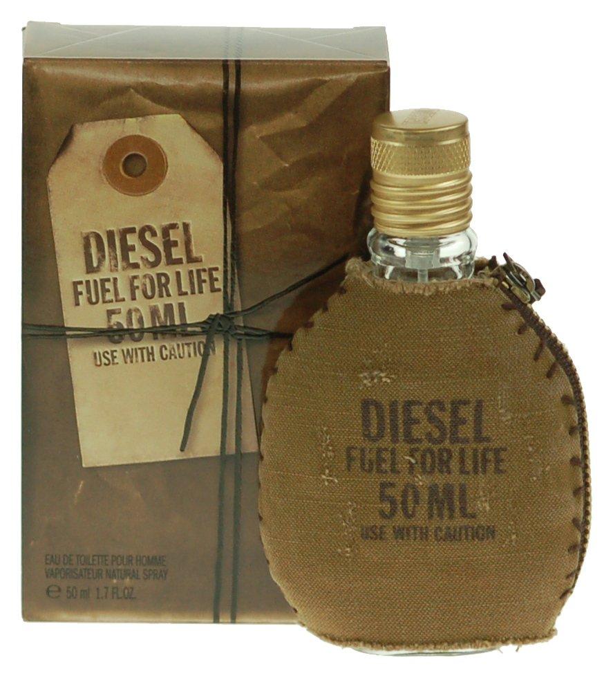 Diesel Fuel for Life Eau de Toilette for Men - 50ml