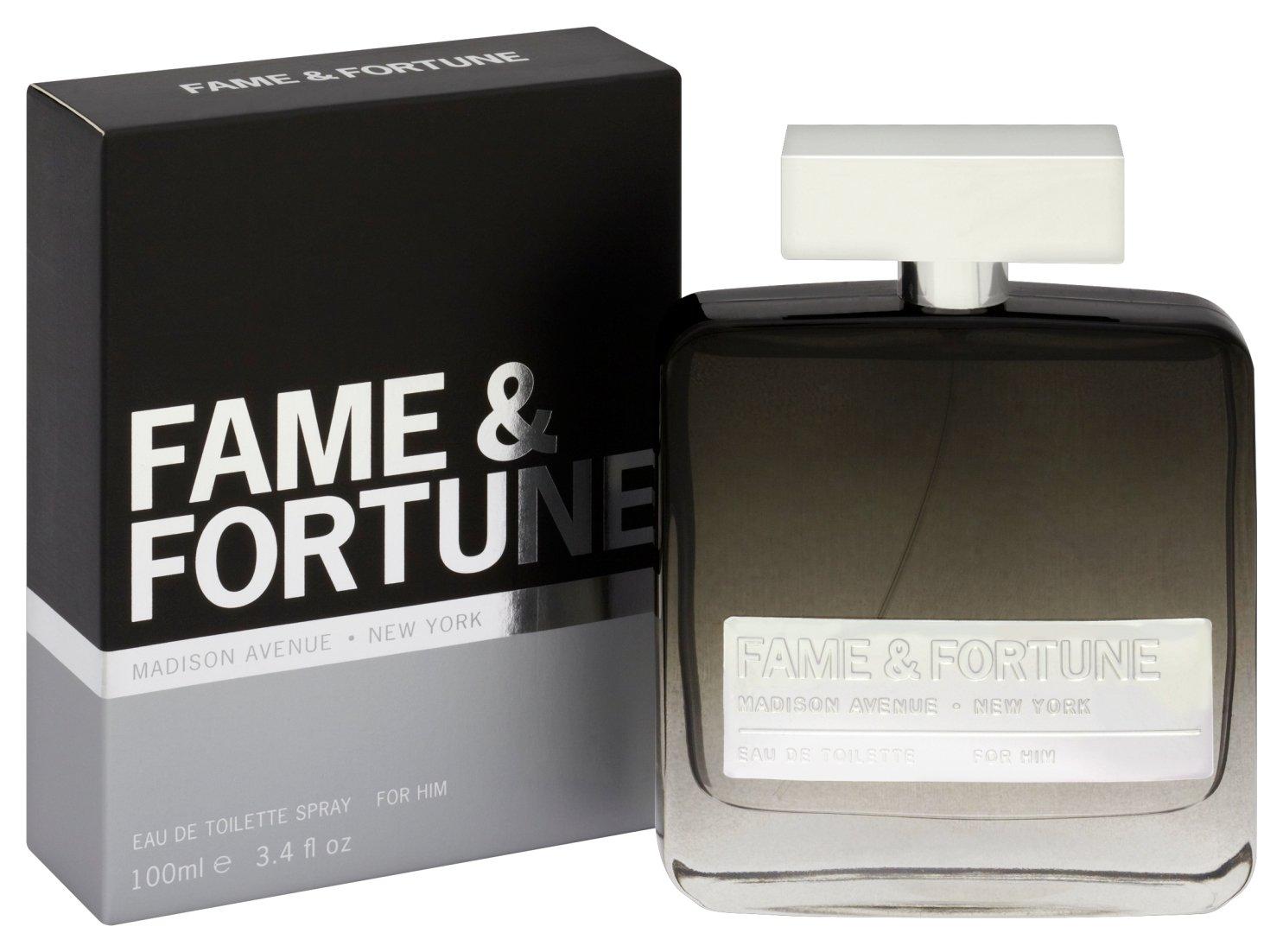 Fame and Fortune Eau de Toilette Spray for Men - 100ml