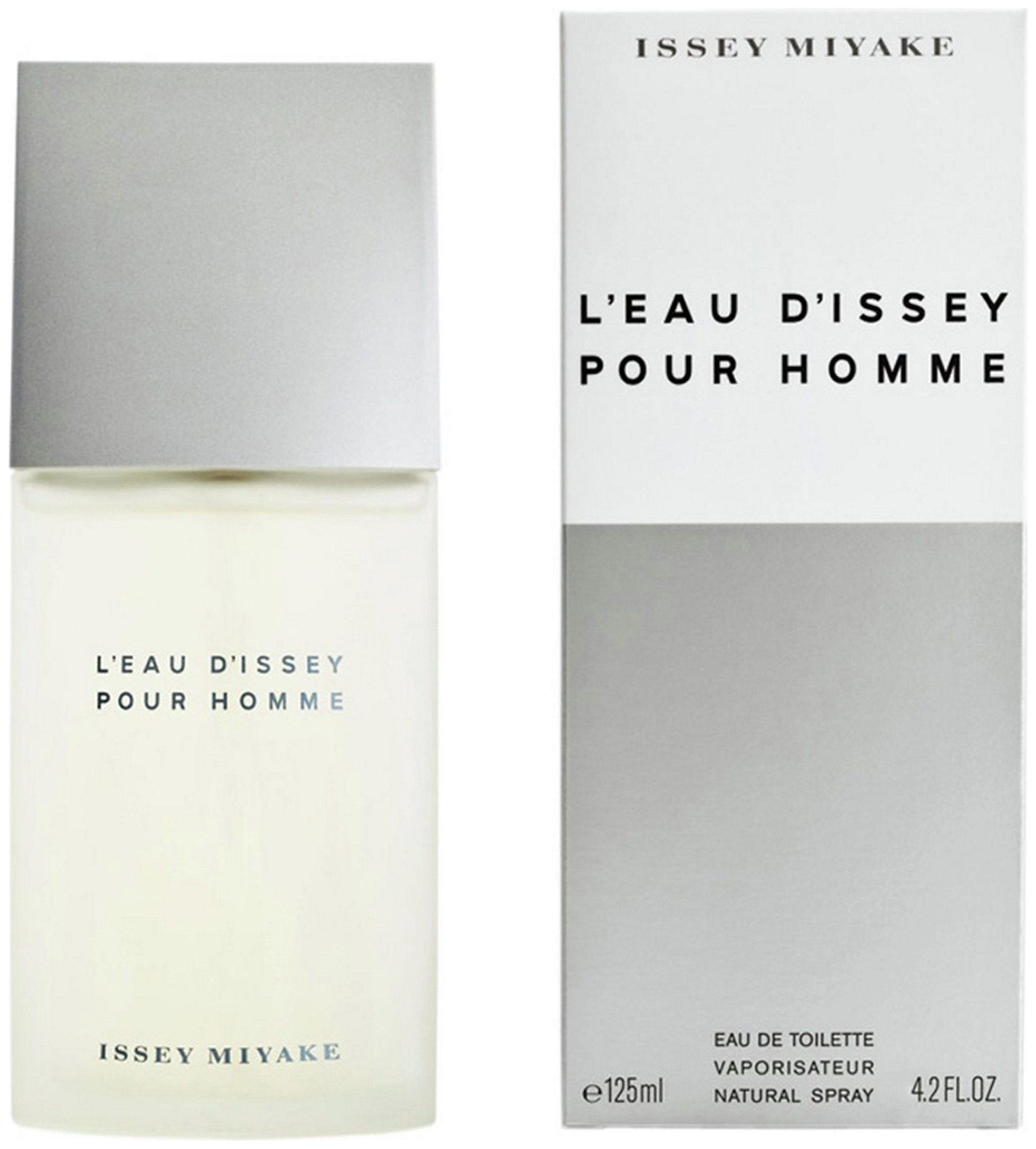 Issey Miyake Eau de Toilette for Men - 125ml