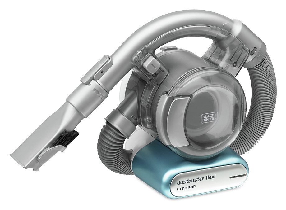 Image of Black & Decker PD1202L Flexi Cordless Handheld Vacuum