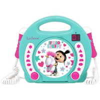 Lexibook Despicable Me Minions CD Player - Blue