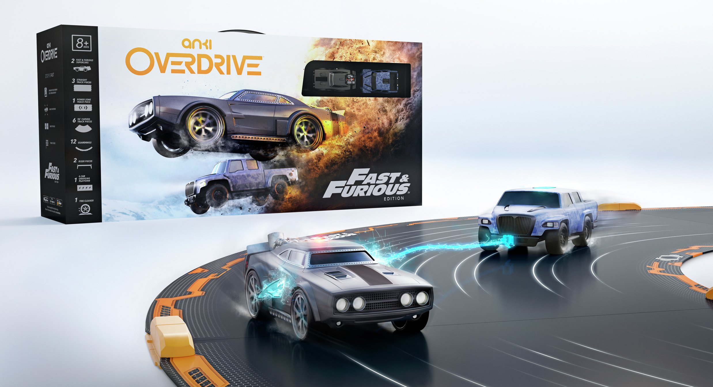 Overdrive Starter Kit Fast and Furious Edition