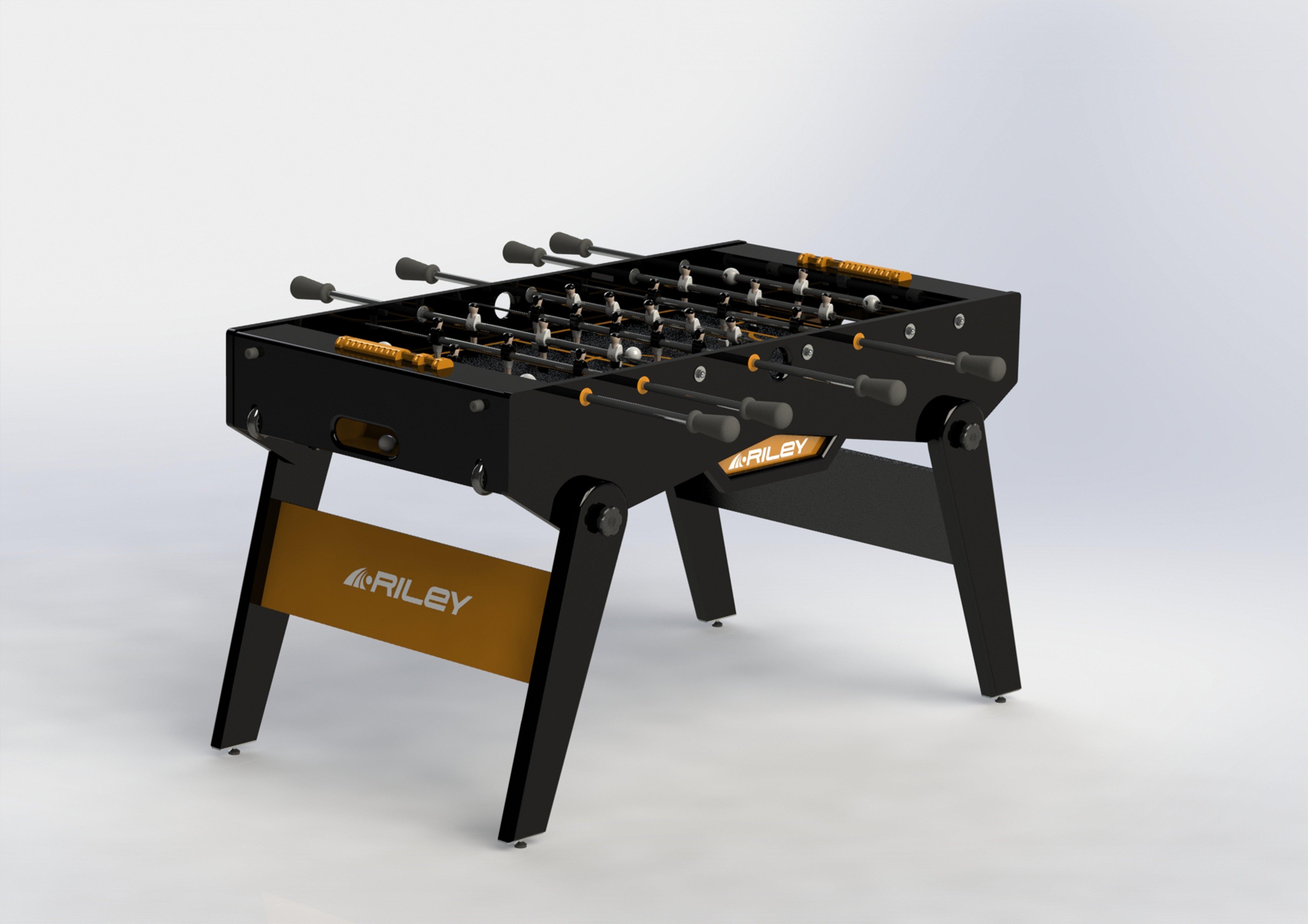 Riley 4`6 Folding Football Table
