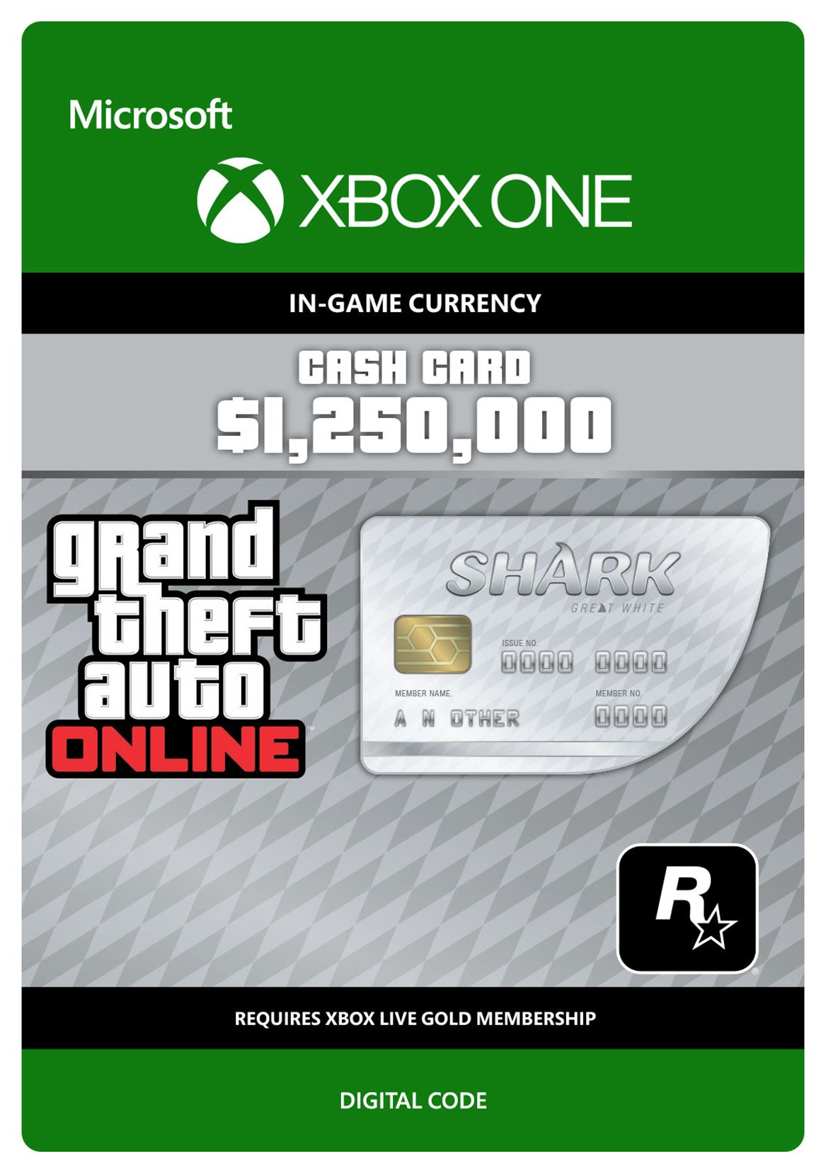 grand theft auto shark cards xbox one