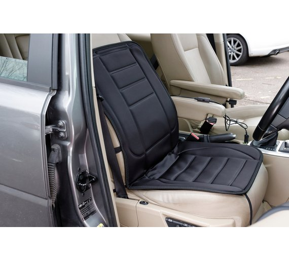 Streetwize Padded And Heated Car Seat Cover