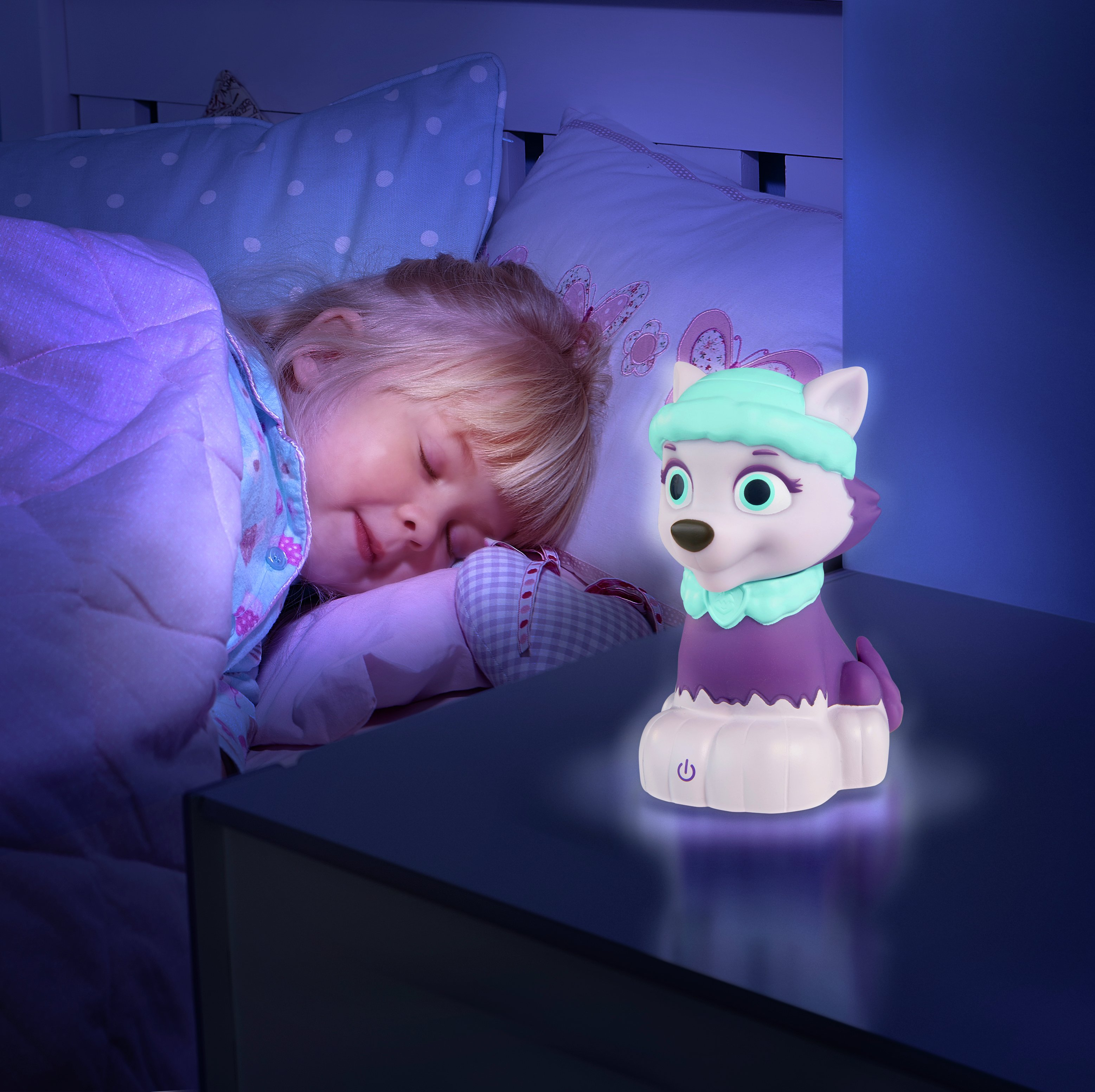 PAW Patrol Soft Night Light - Everest.