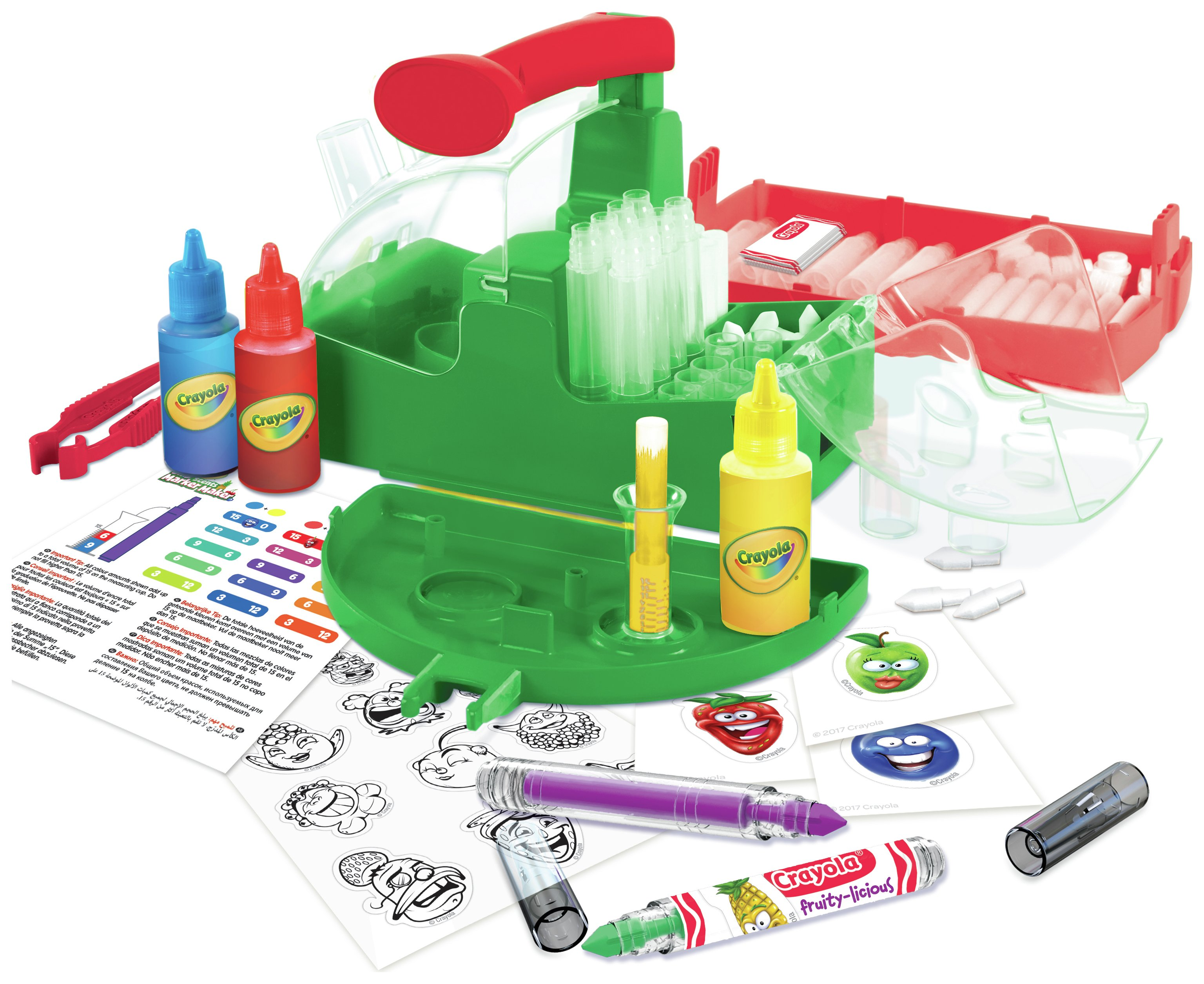 Image of Crayola Silly Scents Marker Maker
