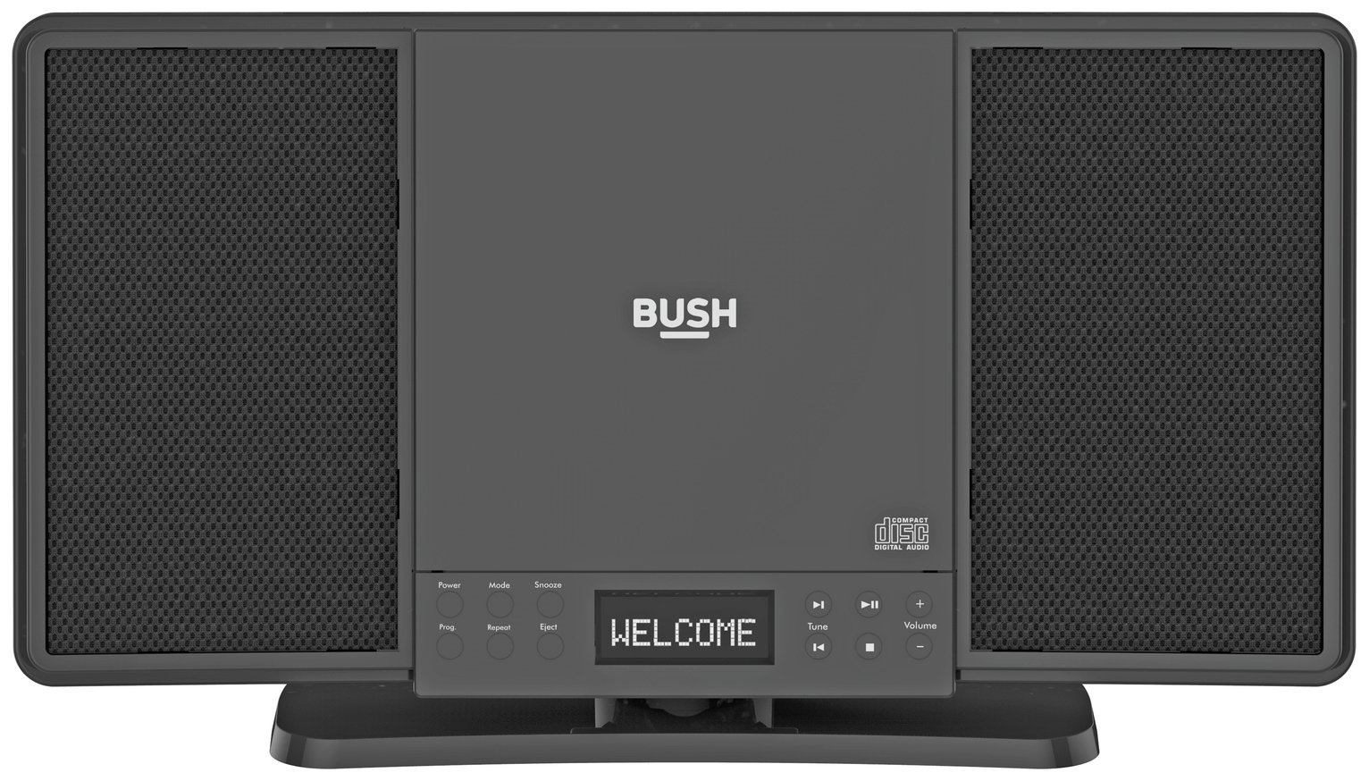 Bush Flat CD Bluetooth Micro System