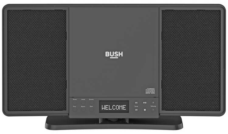 Bush Flat CD Bluetooth Micro System