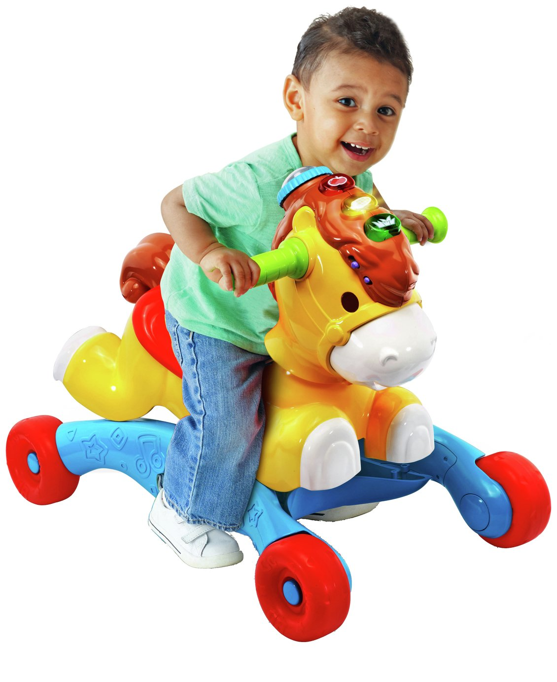 Image of VTech Rock and Ride Horse